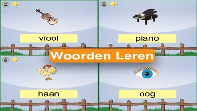 Leren Lezen screenshot one