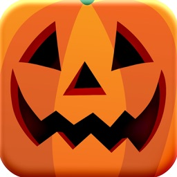 Scary Halloween Foto Frame
