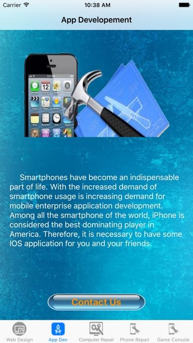 Screenshot #2 for Vegas Computer Doctor