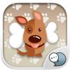 Cute Puppy Emoji Sticker Keyboard Themes ChatStick