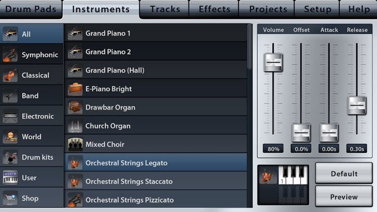 Music Studio screenshot-2