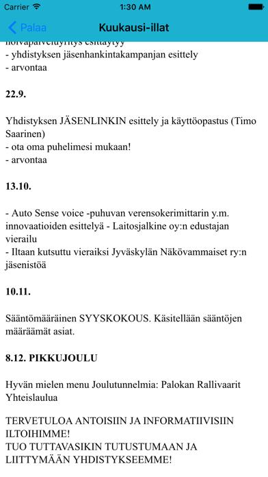 K-S Diabetes Jäsenlinkki screenshot one