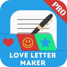Love Letter Maker Pro