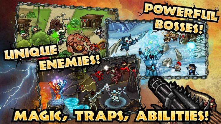 Incursion TD: Tower Defense Game screenshot-3