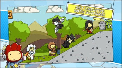 Screenshot for Scribblenauts Remix in Qatar App Store