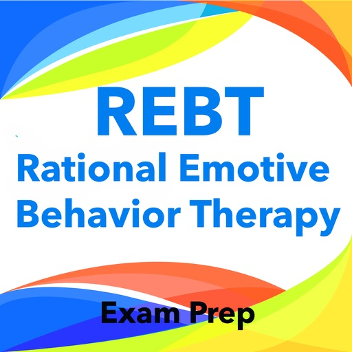 REBT Exam Review App-Terms, Study Notes & Quizzes