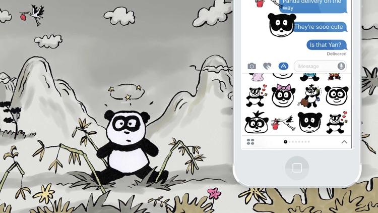 Panda Babies Stickers