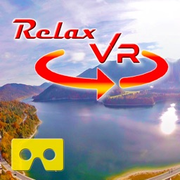 Relax VR Soar Like an Eagle Virtual Reality 360