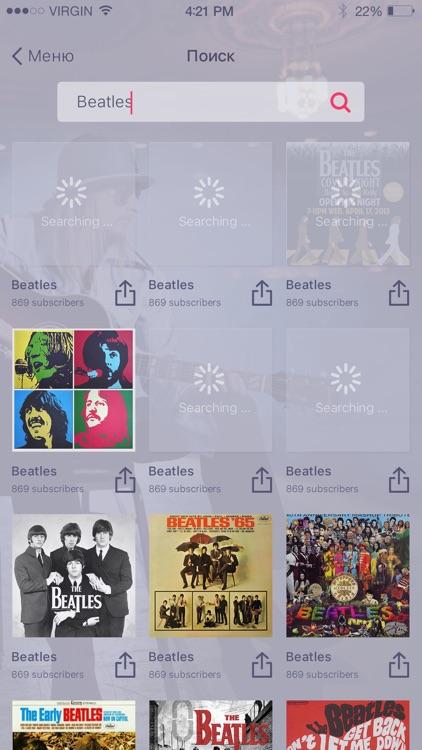 BombTube - Free Music and Video Player screenshot-3