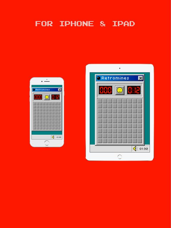 Retromines: The Retro Minesweeper