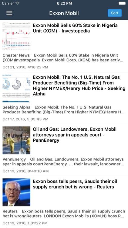 Oil News & Natural Gas Updates Today screenshot-4