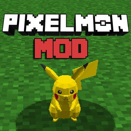 pixelmon mod for minecraft pe ios