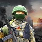 Grenze Attentäter Krieg - Gangster Stadt Stealth-Schießen icon