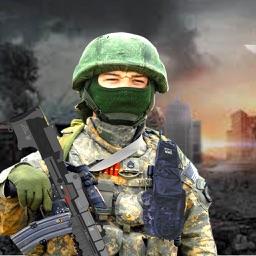 Frontier Assassin War - Gangster City Stealth Shooting