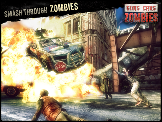Guns, Cars and Zombies! screenshot 10
