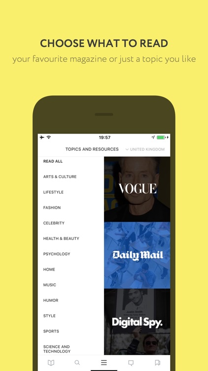 BigMag - all magazines in one place