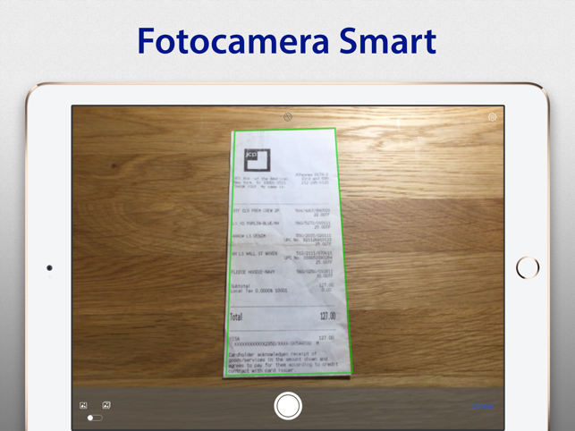 SharpScan Pro: OCR PDF scanner Screenshot
