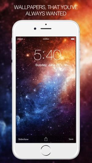 Galaxy Wallpapers – Space & Universe Wallpapers Screenshot