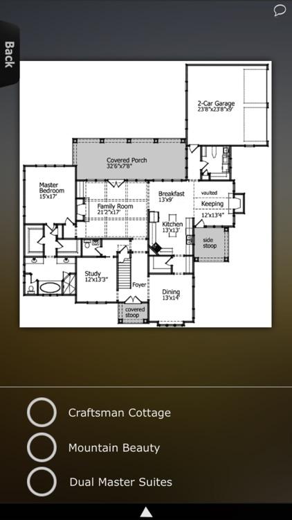 House Plans - Mountain screenshot-3