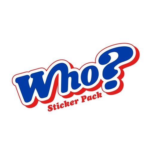 Who? - Sticker Pack