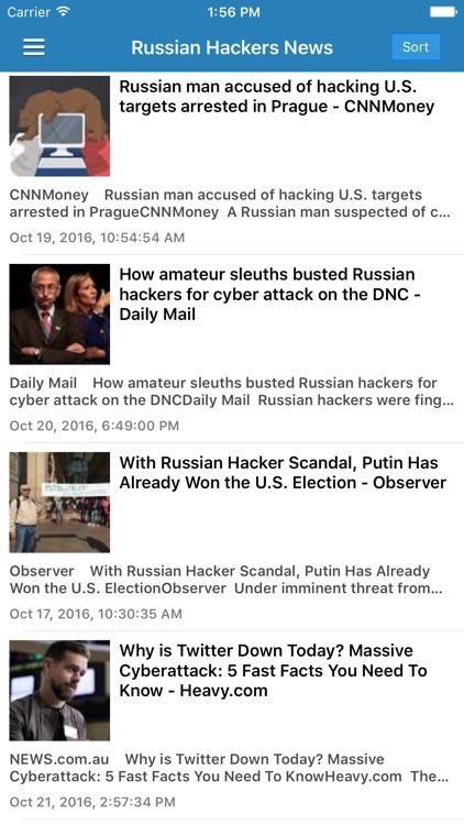 Russia News Today Pro - Latest Breaking Updates screenshot-3