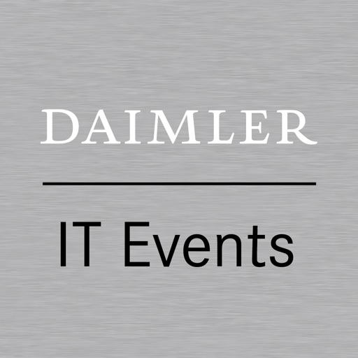 Daimler IT Events