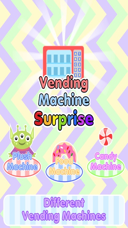 Vending Machine Surprise screenshot-3