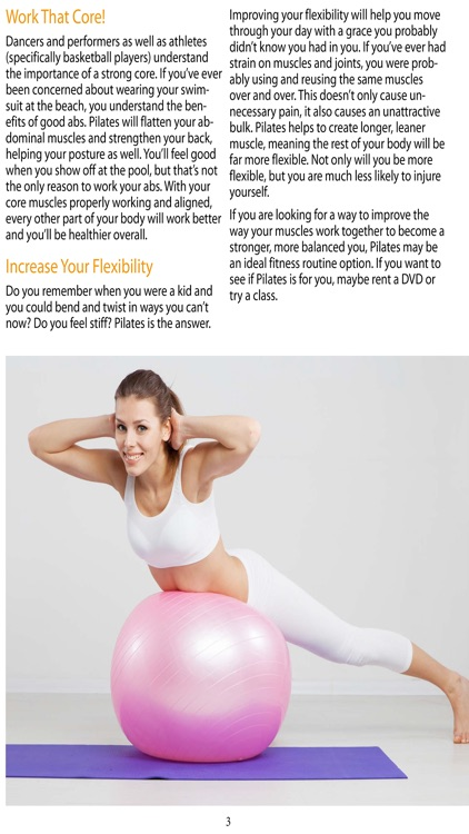 Pilates Journal Magazine screenshot-4