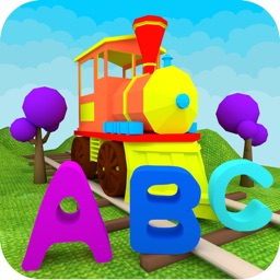 Learn ABC Alphabet For Kids - Play Fun Train Game
