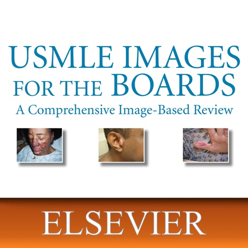 USMLE Images for the Boards: Comprehensive Review