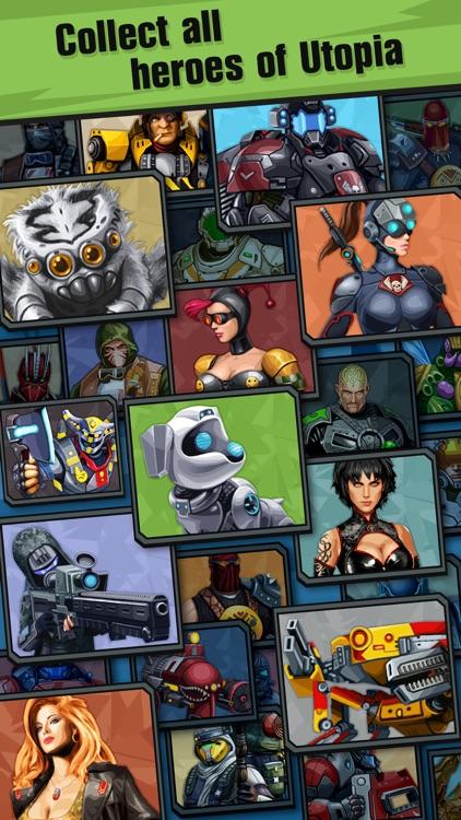 Evolution: Heroes of Utopia screenshot-3