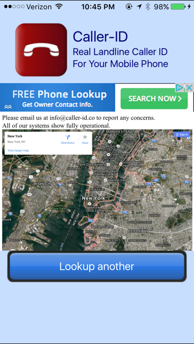Caller-ID by Greenflight Venture Corporation (iOS, United