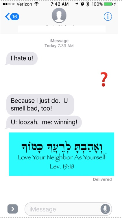 Jewish Stickers! screenshot-0