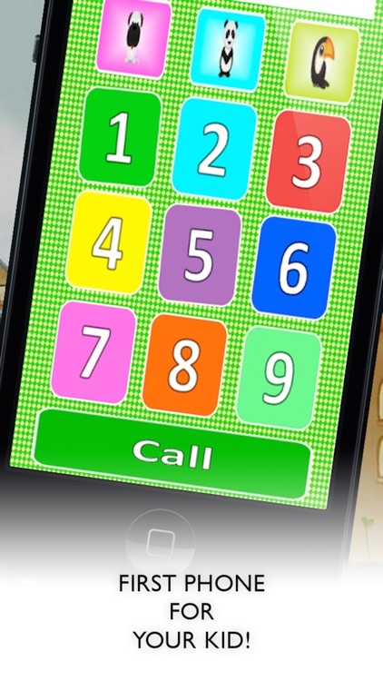 Baby Phone Games - Dial n Play screenshot-0