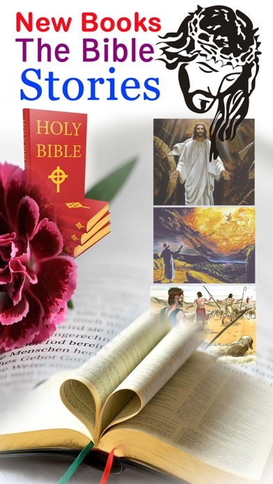 New Books of The Bible Stories screenshot two