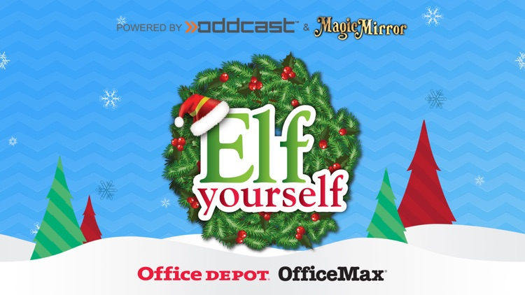 ElfYourself by Office Depot, Inc. screenshot-0