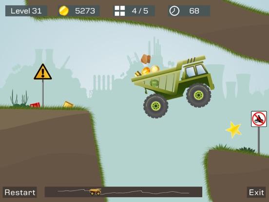 Big Truck -Mine Express Racing