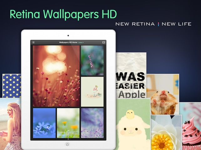 Wallpapers Hd New Themes On The App Store