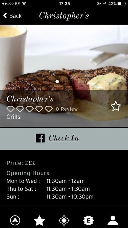 Halal Gems Restaurant Finder screenshot-4