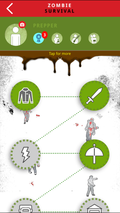 Haynes Zombie Survival Manual screenshot three