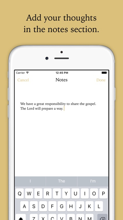 Ponderize - Read and Study the Scriptures Daily screenshot-3