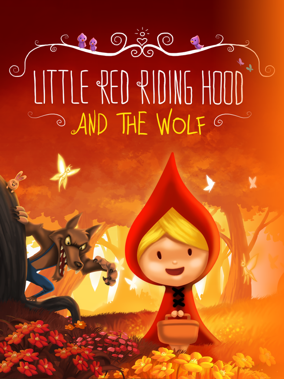 Little Red Riding Hood by Fuseeのおすすめ画像1