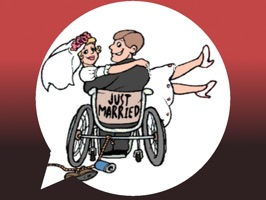 Animated stickers for Wedding wishes