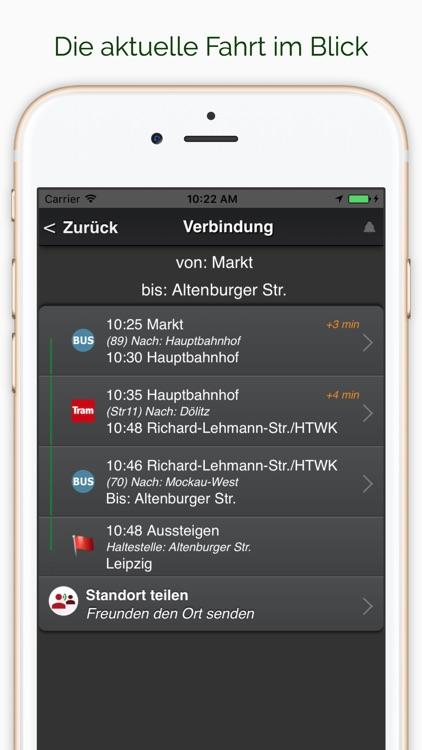 A+ Premium Fahrplan Leipzig screenshot-3