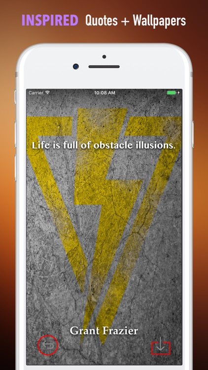 Virus Wallpapers HD- Quotes and Art Pictures screenshot-4