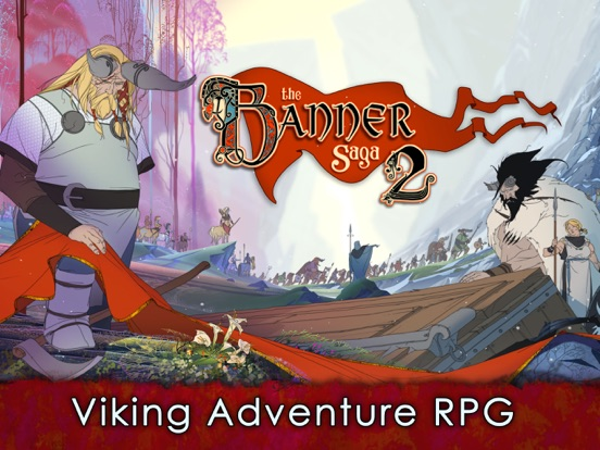 Screenshot #1 for Banner Saga 2