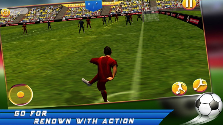 Mobile Soccer 2017 screenshot-3