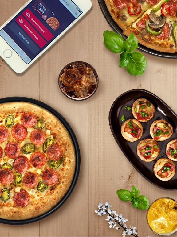 Pizza Hut Polska-ipad-0