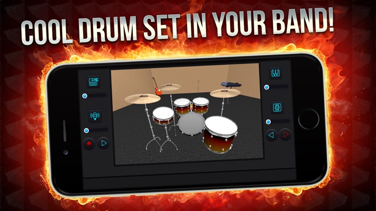 Music Band Box 3D