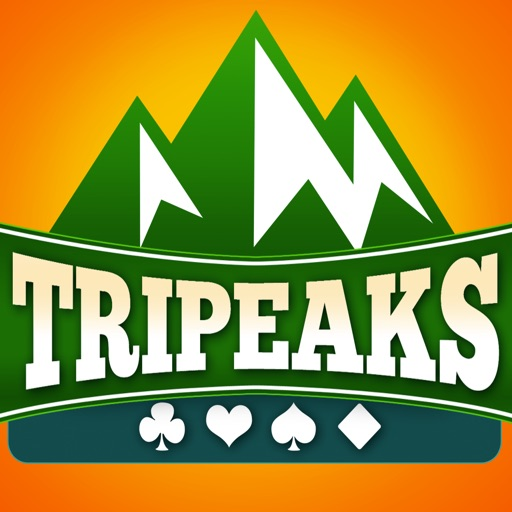 Tripeaks Solitaire Plus - Classic Solitaire Blitz